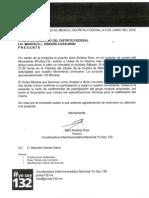Carta a Marcelo Ebrard