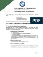 Internship Report Format Summer 2012 12Jun 2012