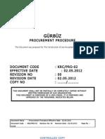 006 3 en Krc Pro 02 Procurement Procedure