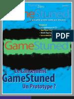 GameStuned Numéro zéro