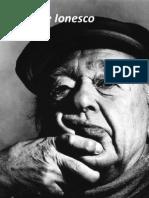 Eugene Ionesco Lectia
