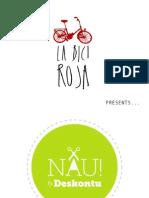 Presentación NAU! By Deskontu