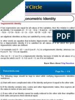 Trigonometric Identity