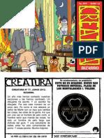 Creatura+Bizarro+2012