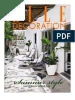 Elle Decoration July 2012