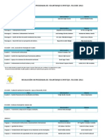 seleccionados+reservas VIII Programa de Voluntarios Expertos