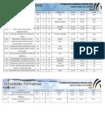 Cursos de Formación IAJ para Julio y Agosto