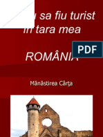 ROMANIA - Vreau Sa Fiu Turist in Tara Mea (NXPowerLite)