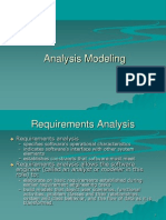 Analysis Modeling