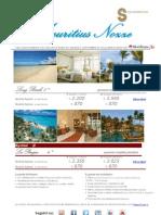 Speciale Viaggi Di Nozze Sun Resorts Mauritius e Press Tours - Estate 2012