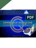 cipher quick dice