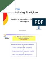 Strategie d'entreprise cours IAE