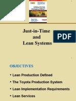 Ch12 JIT+&+Lean+Systems