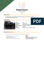 [Free Scores.com] Evans Daniel Amen 35901