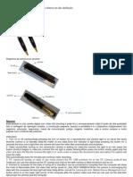 Manual de instruções da caneta com cêmera em alta definição