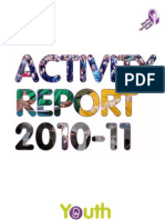 Youth Team Activity Report 2010-11