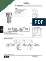 F11-04DJSS Watts Air Filter