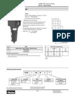 F255-08WJ Watts 1 Air Filter Filter