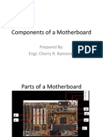 Components of a Motherboard