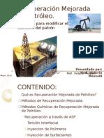Recuperacion Mejorada de Petróleo