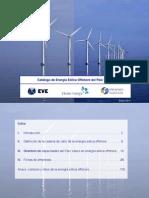 Catalogo Vasco de Eolica Offshore