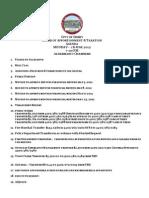BoAT Agenda 061812