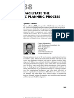 How to Facilitate the Strategic Planning Process - Final