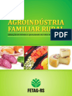 Cartilha Agroindustria Familiar Rural EMATER-RS