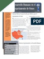 Estado de la Situación de los Derechos Sociales en Oruro