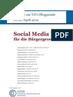 Social Media für die Bürgergesellschaft. Beiträge zur NPO-Blogparade 16. - 21. April 2012