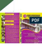 Brosur Fakultas Kesehatan Masyarakat Tahun 2012/2013