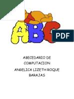ABECEDARIO de COMPUTACION Angelica Lizeth Roque Barajas