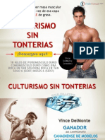 Culturismo Sin Tonterias -  Vince delMonte