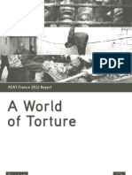 "Informe ACAT ""a World of Torture"""