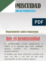 Estilo de Visa Daludable Promiscuidad y Uso de Preservativo