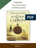 Fragmento La Leyenda - Juan Gomez-Jurado