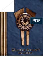 Battlestar Galactica QuickStart Guide (2007)