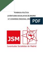 Ponencia 12 Congreso JSM