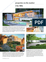 Top Agent Network Member David Barrett Featured in The Week Magazine's Best Properties on the Market 1950s Homes
