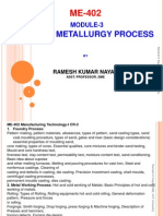 MT Powder Metallurgy