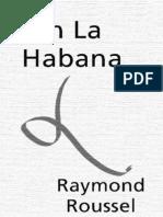 Roussel Raymond en La Habana