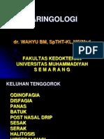 faringologi
