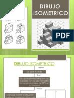 dibujo isométrico