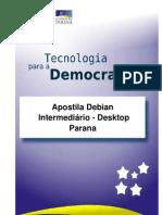 Apostila Debian Intermediario - Desktop Parana