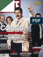 El imperio eres tú de Javier Moro en la Revista Gente