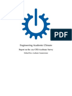 CFES Engineering Academic Climate