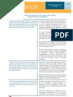 Mec [Monitor] 2012_medidas Inscritas No Programa Do XIX Governo Constitucional Por Departamento Governamental [15 Junho]