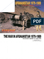 The War in Afghanistan 1979-1989