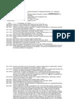 Obamacare 11-393 (Severability) Docket Activity