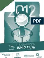 Bibliotic2012 Programacion Final